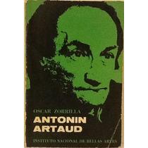 Antonin Artaud. Óscar Zorrilla