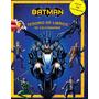 Tesoro De Libros De Calcomanias: Wb Batman