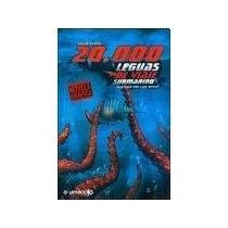20000 Leguas De Viaje Submarino *cj