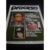 Proceso Samuel Ruíz A Los Diputados # 904 Año 1994