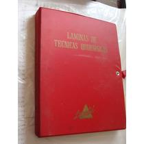 Libro Laminas De Tecnicas Quirurgicas , Llega A La Lamina 53