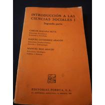 Introducción A La Ciencias Sociales 1 Segunda Parte Carlos M