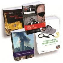 Colecciones De Libros De Seguridad Y De Ciencias Forenses