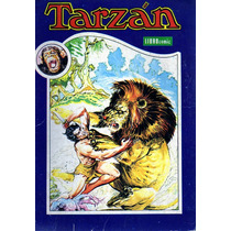 Tlax - Libro Comic De Tarzan Tomo Viii De Editorial Novaro
