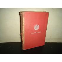 Antiguo Libro Sobre Dinamarca - 1929
