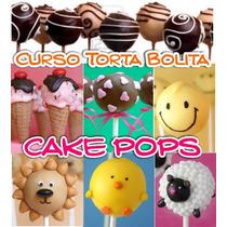 Cake Pops Aprende A Preparar Cakepops Pack Paso A Paso 2016