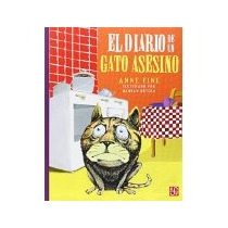 Libro El Diario De Un Gato Asesino *cj