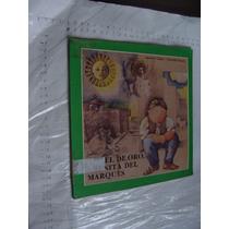 Libro Angel De Oro , Arenita Del Marquez , Año 1989 , 23 Pag