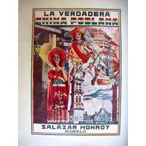 Libro, La Verdadera China Poblana, Salazar Monroy