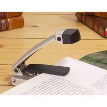 Paquete De 3 Lámparas Libro (lámpara Para Lectura)