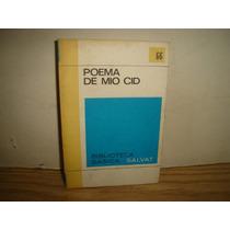 Libro - Poema Del Mio Cid