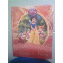 Libro Blanca Nieves Princesas Walt Disney Barbie