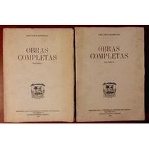 José García Rodríguez Obras Completas 2 Tomos