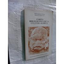 Libro Corpus Bibliografico De La Cultura Olmeca , Nelly Guti