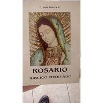 Rosario Bíblico Meditado Libro