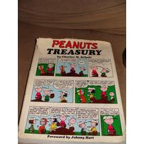 Libro Charly Brow, En Ingles, Peanuts Treasury