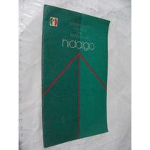 Libro Hidalgo Constitucion Politica Del Estado , 31 Paginas