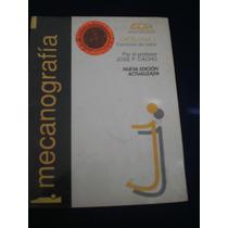 Mecanografía Catálogo J, José P. Cacho