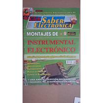 Libro Clubse No. 77 Montajes De Instrumental Electronico