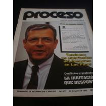 Proceso El Fax De Carreño Carlón, # 877, Año 1993