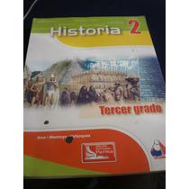 Historia 2 Secundaria, Arce - Montoya, Editorial Patria