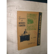 Libro Ejercicios De Aritmetica Y Geometria 6to Año