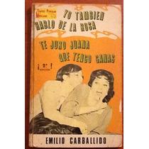 Yo También Hablo Y Te Juro Juana. Emilio Carballido