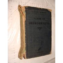 Libro Curso De Cosmografia , Joaquin Gallo , Agustin Anfoss