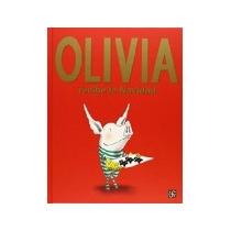 Libro Olivia Recibe La Navidad *cj