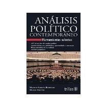 Libro Analisis Politico Contemporaneo Herramientas Selec *cj