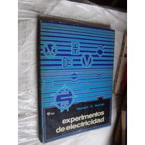 Libro Experimentos De Electricidad , Howard H. Gerrish , 240