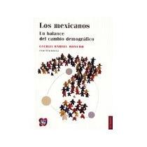 Libro Los Mexicanos Un Balance Demografico *cj