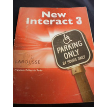 New Interact 3 Larousse - Francisco Zamarrón Terán