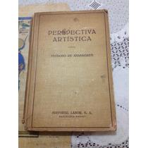 Libro Antiguo Perspectiva Artística 1945