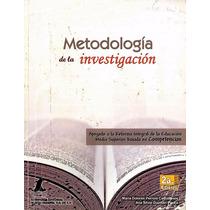 Libro: Metología De La Investigación Envío $30 Ok