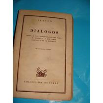 Libro Platon Dialogos