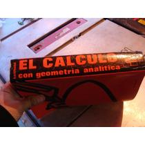 Libro El Calculo Con Geometria Analitica,leithold