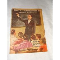 Libro Juarez Y La Constitucion De 1857, Suplemento