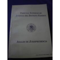 Anales De Jurisprudencia - José Castillo Larrañaga