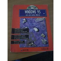 Windows 95 En Un Solo Libro - Carlos Boqué - Trillas