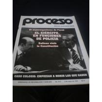 Proceso Salinas Violó La Constitución, # 913, Año 1994