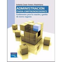 Libro: Administración Para Emprendedores Pdf