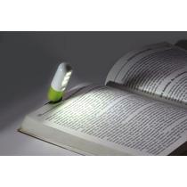 Separador De Libro Y Luz Portátil Para Bolso De Dama