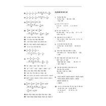 Aljebra De Baldor + Soluciones