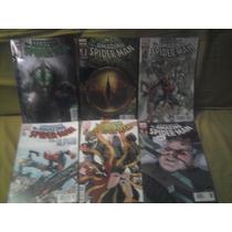 Marvel Comics Amazing Spiderman Números Finales Hombre Araña