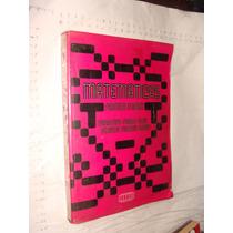 Libro Matematicas Primer Curso , Cardenas Curiel , Año 1979