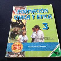 Formación Cívica Y Ética 3, Fabiola Martínez Díaz