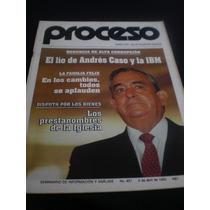 Proceso El Lío De Andrés Caso Y La Ibm #857 Año 1993