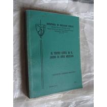 Libro El Teatro Guiñol En El Jardin De Niños Mexicano , 187