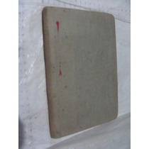 Libro Libreta Viejita De Real Del Monte , Mina